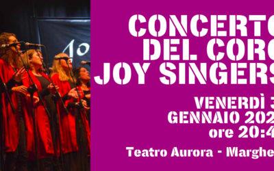 Concerto del Coro Joy Singers